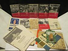 Large Lot Of Vintage Boy Scouts Of America Handbooks And Guides From The 1960's