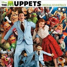 The Muppets [Original Soundtrack] (CD, Nov-2011, Walt Disney)