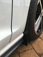 VW Golf R GTI & GTD Mk7 Front & Rear Mud Flaps