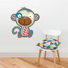 Full Color Wall Decal Sticker Poster Monkey Ape (Col650)
