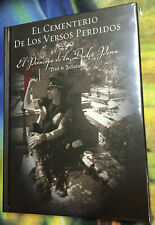 MAGO DE OZ EL CEMENTERIO DE LOS VERSOS PERDIDOS LIBRO + CD LIMITADO 1ª ED .