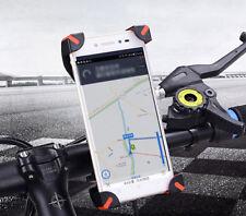 Universal Motorrad Lenker Halterung Halter Fahrrad Für Handy GPS 12mm
