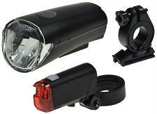 "CT22126 Fahrrad-LED-Beleuchtungsset ""CFL30"" 30 Lux, StVZO zugel. Batteriebetr."