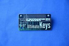 Roland SRX-07 : Ultimate Keys Exp. Board Free shipping!!