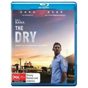The Dry (Blu-Ray, 2021 ) BRAND NEW REGION B
