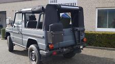 Verdeck für Mercedes-Benz G-Klasse W460/W461 (Dänische Armee kurz) NEU!!!
