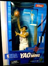 McFarlane Yao Ming NBA Series 1 Rockets 12 inch Box Set new 2005