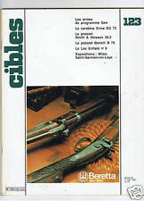 CIBLES N°123  ARMES TIR CHASSE / HUNTING ARMS