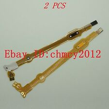 2pcs LENS Aperture Flex Cable For SIGMA 24-135 mm f/1:2.8-4.5 Canon Interface