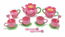Melissa & Doug Bella Butterfly Tea Set # 6181 NEW
