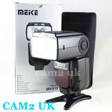 Meike MK910 I-ttl 1/8000s HSS LCD Display Speedlite Master/slave Remote Radio