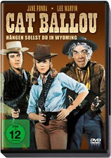 DVD * CAT BALLOU - HÄNGEN SOLLST DU IN WYOMING Jane Fonda Lee Marvin # NEU OVP <