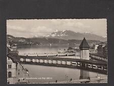 C1960's View of Luzern, Switzerland