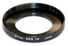 Soligor Japan Serie 7 / Serie VII Adapterring 37mm für Filter Vorsatz (NEU/OVP)