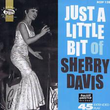 BUDDY HOLLY & SHERRY DAVIS - 4 TRACK ROCKABILLY  - RARE UNISSUED RECORDINGS