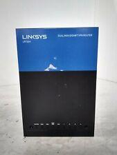 Linksys Business Dual WAN Gigabit VPN Router (LRT224)