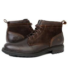 Men's Timberland Earthkeepers Heritage Flatirons Chukka Boot Brown 6729A