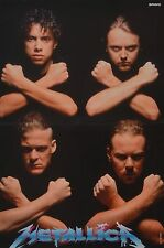 Metallica-a3 Poster (environ 42 x 28 cm) - captures Fan collection NEUF
