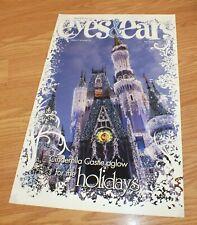 Disney Eyes & Ears Cast Exclusive Volume 37 #24 2007 Cinderella Castle Holidays