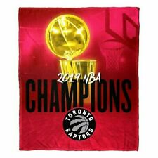 The Northwest Company Toronto Raptors 2019 NBA Finals Champions Throw 60''x50''