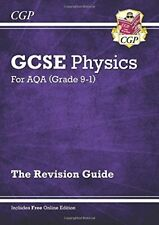 New Grade 9-1 GCSE Physics: AQA Revision Guide with Online Edit .9781782945581