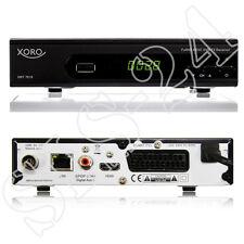 Xoro HRT7619 FullHD Receiver für digitales Antennenfernsehen, SD, HD ,USB Port
