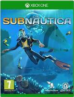 NEW & SEALED! Subnautica Microsoft XBox One Game