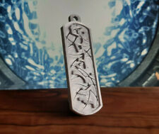 Stargate SG1 / Atlantis Inspired Address Keyring - Prop Replica - Cosplay / Gift