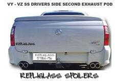 VY-VZ COMMODORE UTE  SECOND EXHAUST POD BODYKIT SPOILER PART FIBREGLASS