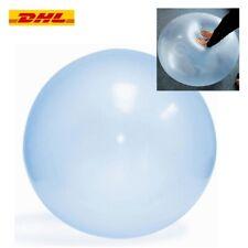 120cm Bubble Ball Wubble Wasserball Riesen Aufblasbarer Spielzeug Gummi