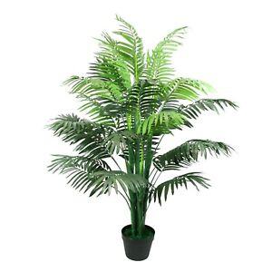 130 cm Artificial Palm Plant Exotic Décor for Home & Office