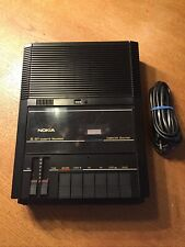 Nokia SL 531 Cassette Recorder, Kassettenrecorder.