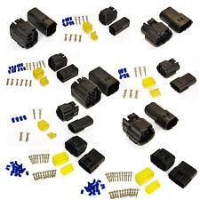 Cableado eléctrico impermeable AMP Econoseal Multi Conector 2 3 4 6 10 12 vías Pin