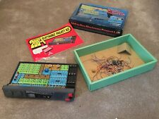 Vintage Science Fair 200 in one electronic project lab BOX Instruction Retro Old