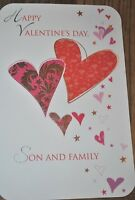 Great Granddaughter Bella Greetings Valentine/'s Day Card #11738 VGGDAJ-Just 4U