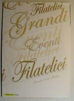 """2004  Italia  Folder  """"Grandi Eventi Filatelici """"  XVII Martirio  San Giorgio"""
