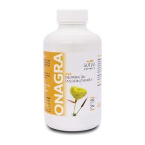 ONAGRA 500 mg 450 Perlas - SOTYA - Colesterol Menstruacion