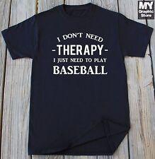 Baseball T Shirt Funny Baseball Shirt Fathers Day Shirt Funny Baseball T-shirt