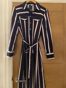 Oasis shirt dress style, Per Una brand Marks and Spencer, limited edition, 12