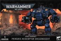 Warhammer 40k Space Marines Primaris Redemptor Dreadnought **New on Sprue**