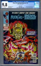 Moon Girl and Devil Dinosaur #25 Scarce 2nd Print The ONLY CGC 9.8