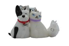 Bath & Body Works Cute Companions Dog Cat Magnetic Friend Holders x2