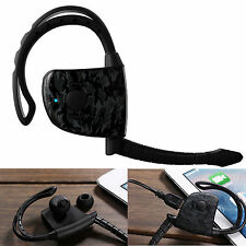 Stereo Bluetooth Headset Headphone Earbud For Samsung Galaxy Note 9 8 5 4 Lg K10