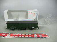 AP459-0,5# Märklin H0/AC PMS 6308/47362 Postmuseumswagen 1997 NEM KK, NEUW+OVP