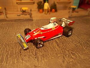 Kyosho Ferrari F1 312T 1/64