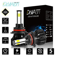 200W 30000LM 9005 HB3 LED Ampoule Voiture Feux Lampe Kit Phare Xénon Blanc 6000K