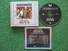 "Surf Rock THE BEACH BOYS ""Grandes Exitos"" VERY RARE & DELETED 2002 Spain CD BEST"