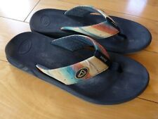 REEF FLIP FLOPS MENS SIZE 10 10.5 11 OPEN SANDALS