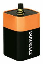 Duracell  Alkaline  6-Volt  6 volt Lantern Battery  1 pk