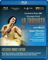 Verdi: La Traviata Special Edition Blu-Ray - Exclusive Bonus Feature SEALED NEW